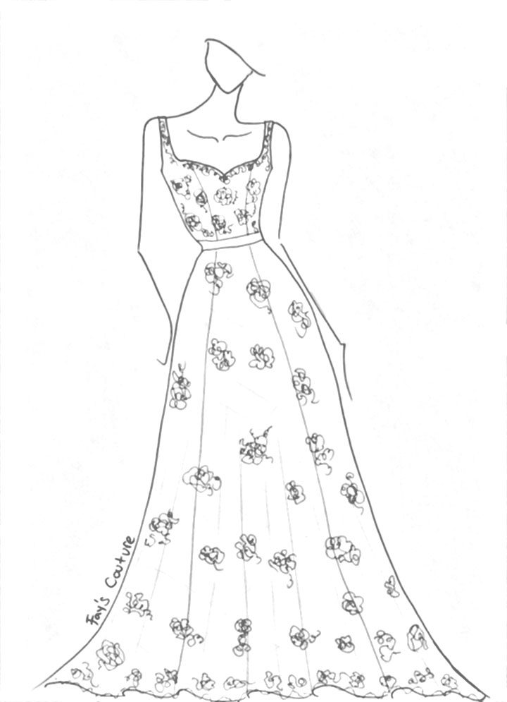 Fay\'s Couture | Made-to-Measure to your desires, from sketch to splendor